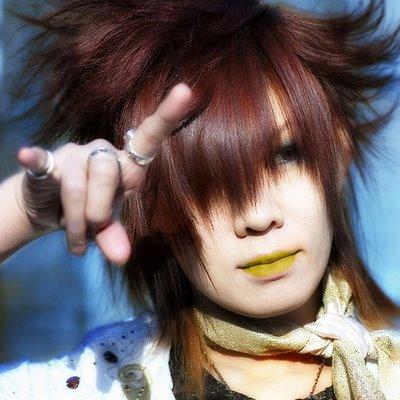 trend japan hair style 2009