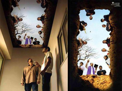 smoking room serem..