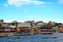 Desa Bajo Pulo saat saya kunjungi beberapa tahun yang lalu